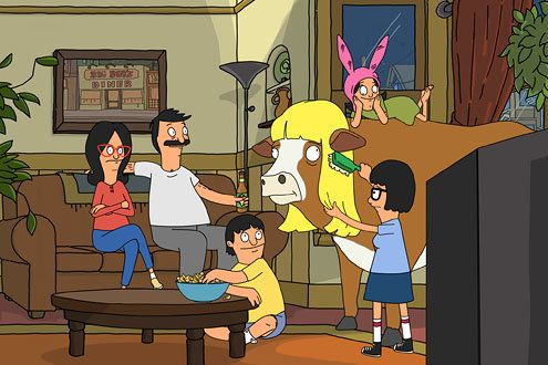 Tina. Tina. Tina. FOX's animated show about the Belcher family is a sleeper hit built on wacky parents and even wackier kids.