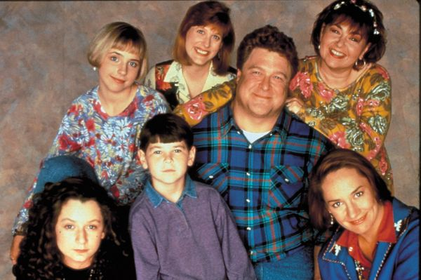 The Conners became the face of blue collar working-class families in 1988, and at the center of the show Roseanne Barr was a