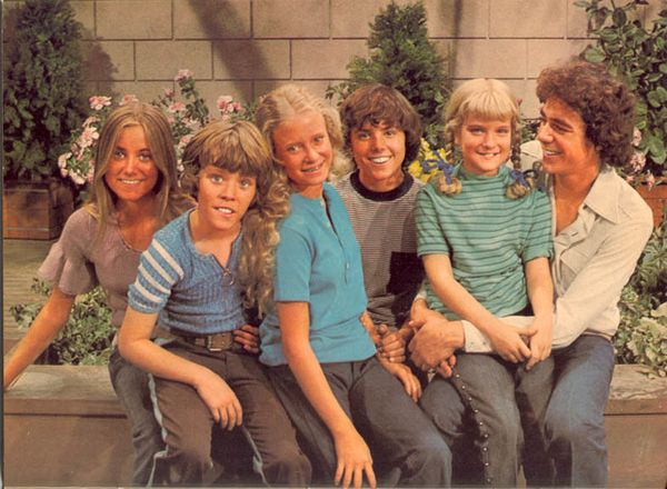 "Watch an episode of ""The Brady Bunch"" today. Sure, it'll feel dated and corny. But, no other American family captured what it"