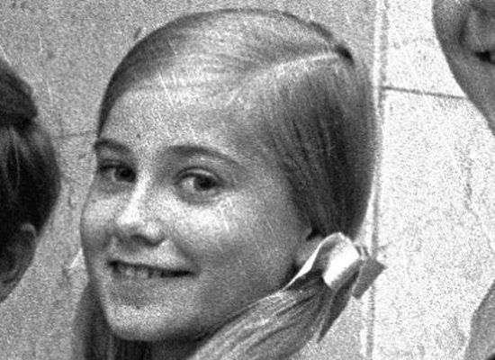 """""""Marcia, Marcia, Marcia!"""" As played by Maureen McCormick, oldest sis Marcia Brady was popular, perky, loved The Monkees -- an"""