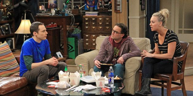 LOS ANGELES - JANUARY 8: 'The Cooper/Kripke Inversion'  -- Sheldon (Jim Parsons, left) is forced to work with Barry Kripke an