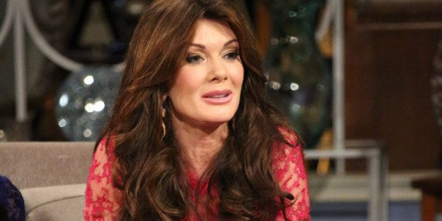 THE REAL HOUSEWIVES OF BEVERLY HILLS -- 'Reunion' Episodes 420, 421, 422 -- Pictured: Lisa Vanderpump -- (Photo by: Evans Ves