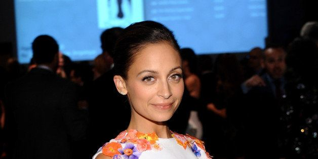 CULVER CITY, CA - NOVEMBER 09:  Baby2Baby board member Nicole Richie attend the second annual Baby2Baby Gala, honoring Drew B
