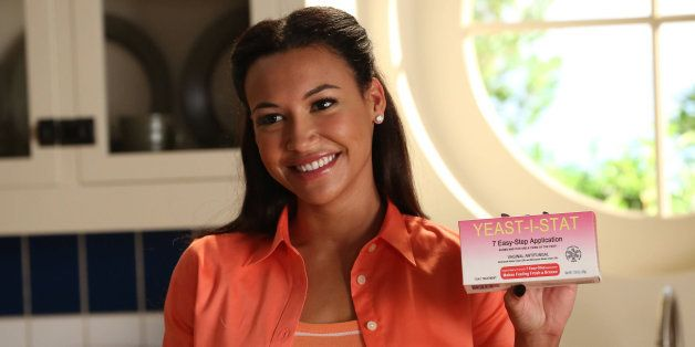 GLEE: Naya Rivera in the 'Tina in The Sky With Diamonds' episode of GLEE airing Thursday, Oct. 3, 2013 (9:00 -10:00 PM ET/PT)