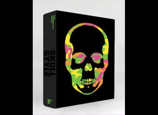SKULL STYLE: Skulls in Contemporary Art and Culture Edited by Patrice Farameh 34.3 x 24.8 cm / 13.5 x 9.75 in 496 pp. hard