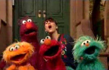 Feist Sings 1-2-3-4 On Sesame Street | HuffPost