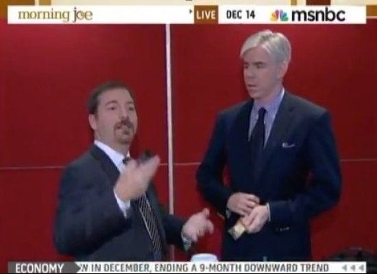 "Todd was caught <a href=""https://www.huffpost.com/entry/chuck-todd-flips-bird-finger-morning-joe_n_1147971"" target=""_hplink"">"
