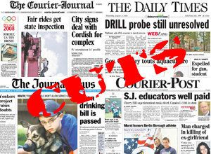 Gannett To Cut 1,000 Newspaper Jobs Across The US   HuffPost