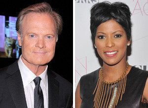 is lawrence odonnell still dating tamron hall)