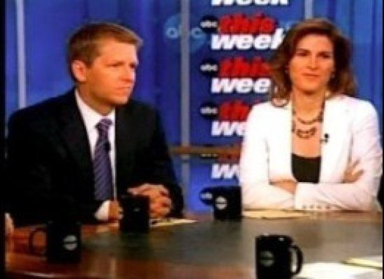He's the White House press secretary, she's a senior correspondent for ABC News. Carney and Shipman met as reporters on an as
