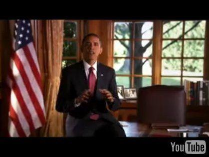 The Obamercial: Half Campaign Ad, Half