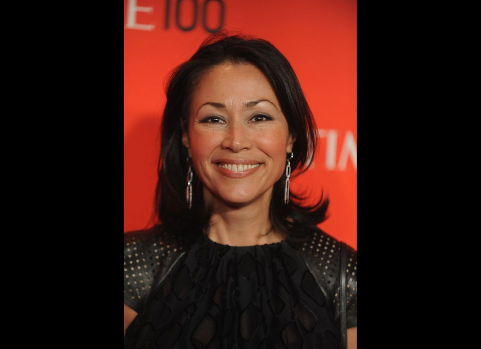 NEW YORK, NY - APRIL 24:  Ann Curry attends the TIME 100 Gala celebrating TIME'S 100 Most Influential People In The World at