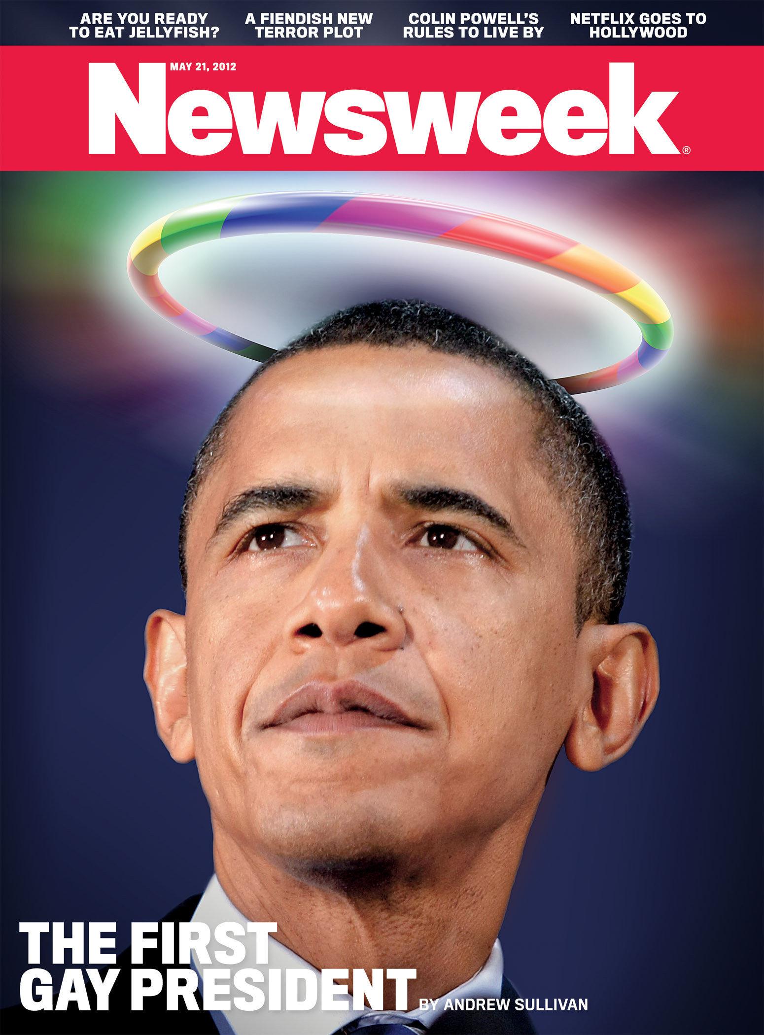 Newsweek sex once a week