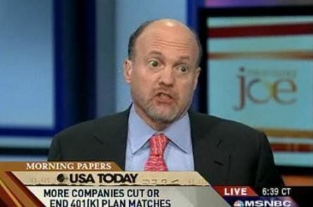 Cramer Criticizes Daily Show On Morning Joe (VIDEO) | HuffPost