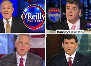 Fox News Claims 9 Of Top 10 Cable News Programs In Q1 | HuffPost