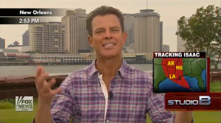 Shep Smith Gets Pulled Over For Speeding In Alabama (VIDEO