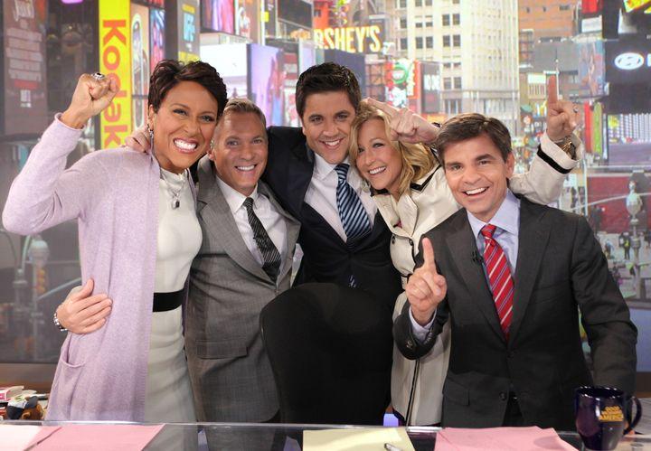 ABC News Announces 'GMA Live' | HuffPost