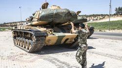 Τουρκία: Παράταση για έναν χρόνο της ανάπτυξης στρατευμάτων σε Συρία και