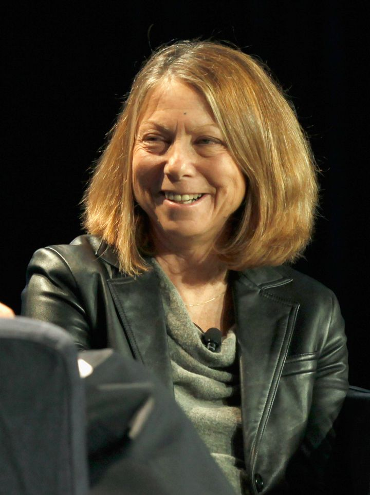 AUSTIN, TX - MARCH 12:  Jill Abramson, Executive Editor The New York Times speaks onstage at The Future of The New York Times