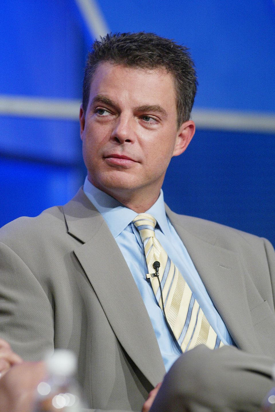 The Pulse host, Shepard Smith at the FOX 2002 Summer TCA Tour, held at the Ritz Carlton Hotel, Los Angeles, CA, January 22, 2