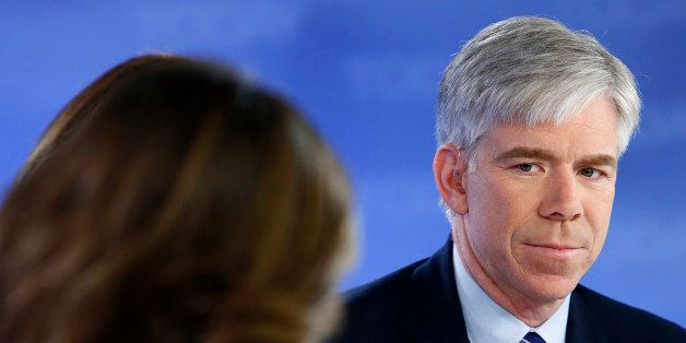 TODAY -- Pictured: David Gregory appears on NBC News' 'Today' show -- (Photo by: Peter Kramer/NBC/NBC NewsWire via Getty Imag
