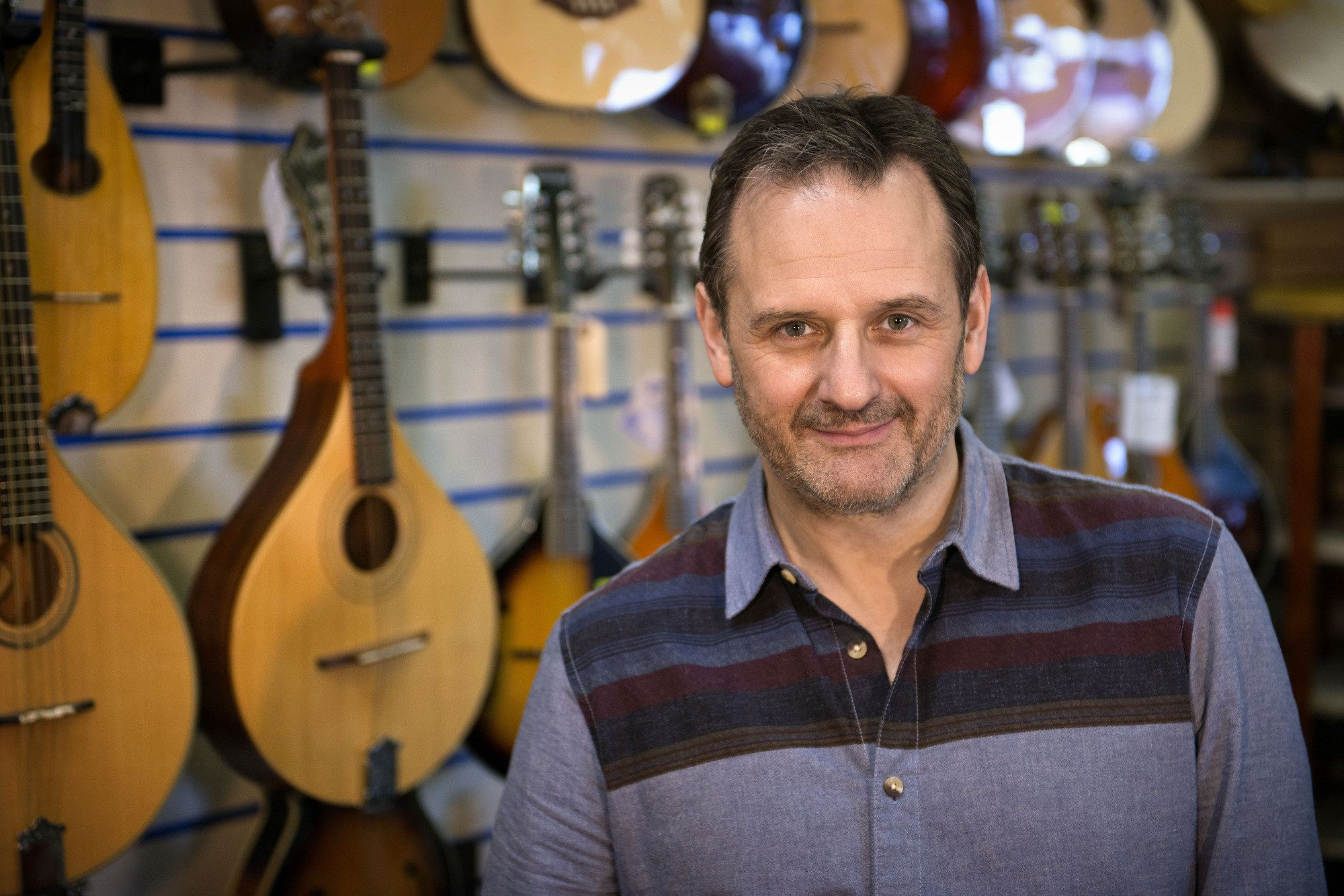 Mark Radcliffe Reveals He Has Cancer During Radio 2 'Folk Show'