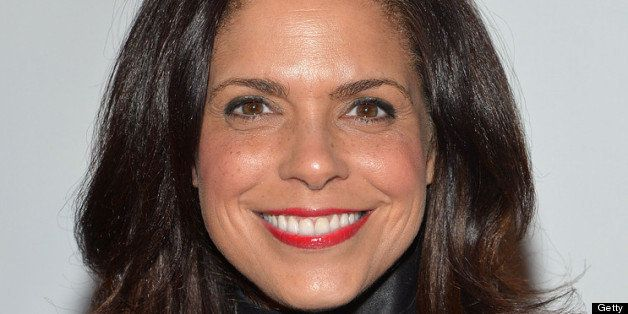 NEW YORK, NY - MARCH 26:  Broadcast journalist Soledad O'Brien attends Chaka Khan's Birthday Party on March 26, 2013 in New Y