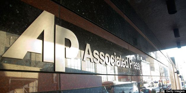 NEW YORK, NY - MARCH 19:  A general view of the Associated Press Office on March 19, 2013 in New York City.  (Photo by Ben Hi