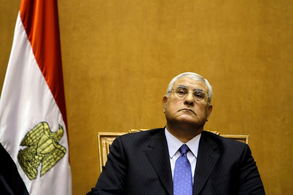 Mansour emerged from near-obscurity when he became head of the Supreme Constitutional Court, two days before Egypt's military