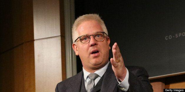 NEW YORK, NY - APRIL 26:  Glenn Beck attends Tribeca Disruptive Innovation Awards  on April 26, 2013 in New York City.  (Phot