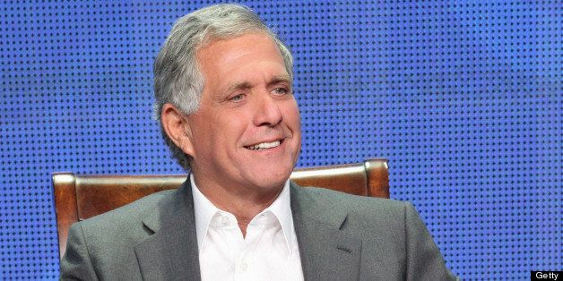 LOS ANGELES - JULY 29: Leslie Moonves, President and Chief Executive Officer, CBS Corporation during the TCA Summer Press Tou