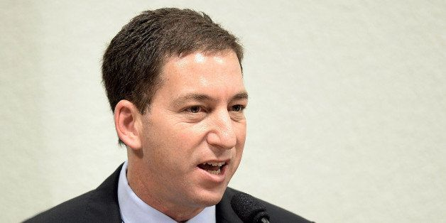 The Guardian's Brazil-based reporter Glenn Greenwald, who was among the first to reveal Washington's vast electronic surveill