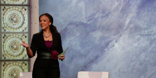NBC NEWS-EVENTS -- Education Nation: New York Summit, Day 1 -- Pictured: Melissa Harris-Perry at NBC News' Education Nation S