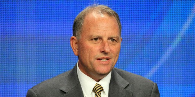 LOS ANGELES, CA - JULY 29:  CBS News chairman and '60 Minutes' executive producer Jeff Fager speaks at the CBS News & 'CBS Th