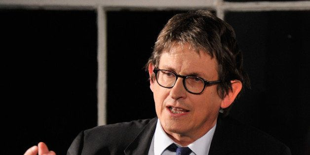 NEW YORK, NY - SEPTEMBER 19:  Guardian editor-in-chief Alan Rusbridger speaks at The Guardian NSA Debate: Open Society or Sur
