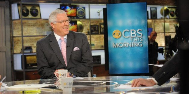 NEW YORK - APRIL 18: John Miller, Senior Correspondent, CBS News on CBS This Morning on Wednesday April 18, 2012. (Photo by H