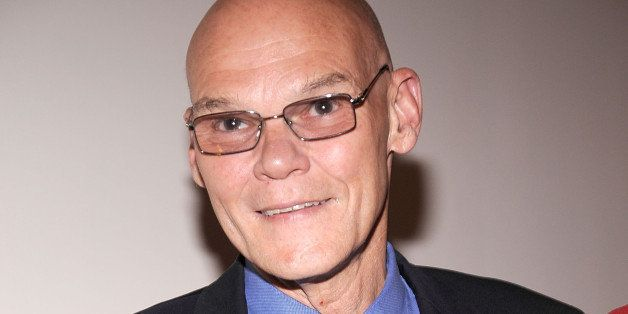 NEW YORK - APRIL 28:  Event honoree, political consultant James Carville attends the National Center for Learning Disabilitie