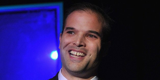 Matt Taibbi attends the Huffington Post 2010 'Game Changers' event hosted by Arianna Huffington at Skylight Studio on October