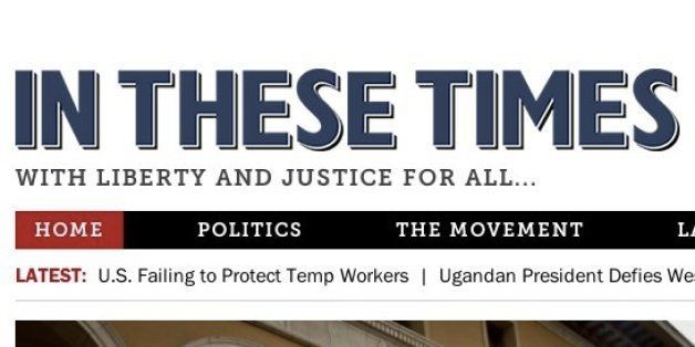 Staff Of In These Times Magazine Joins Communications