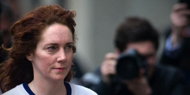 Rebekah Brooks, former News International chief executive arrives for the phone-hacking trial at the Old Bailey court in Lond
