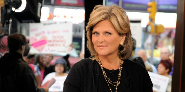 GOOD MORNING AMERICA - ABC 'Nightline's' Cynthia McFadden Sofia Vergara appears on 'Good Morning America,' 9/27/12, airing on
