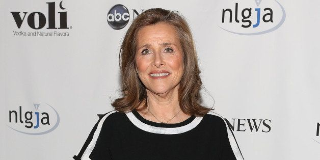 NEW YORK, NY - MARCH 20:  Meredith Vieira attends the 19th Annual National Lesbian And Gay Journalists Association New York B