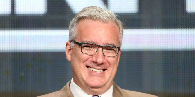 BEVERLY HILLS, CA - JULY 24:  TV Personality Keith Olbermann speaks onstage during the Olbermann panel at the ESPN portion of