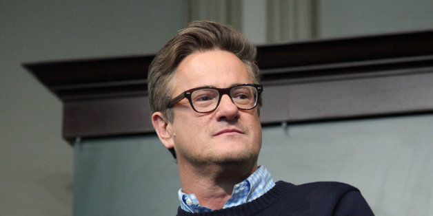 NEW YORK, NY - NOVEMBER 12:  Joe Scarborough attends the 'The Right Path: From Ike To Reagan, How Republicans Once Mastered P