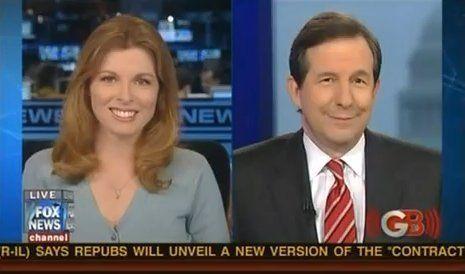 Fox News Anchor Patti Ann Browne Calls Chris Wallace 'Chris