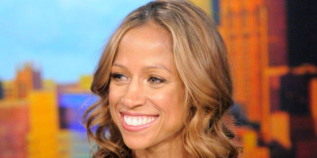 """THE VIEW - (11.15.12) Actress Stacey Dash (""""Clueless""""), who recently made headlines for her endorsement of Republican Pre"""