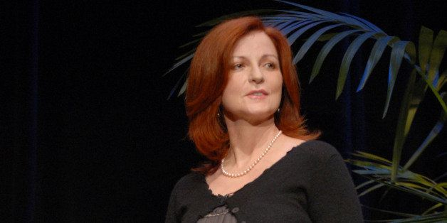 Maureen Dowd during The California Governor and First Lady's Conference on Women at Long Beach Convention Center in Long Bea