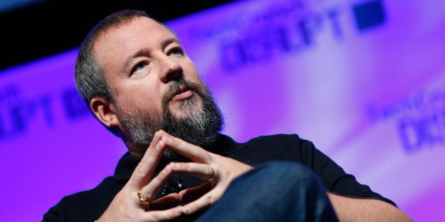 NEW YORK, NY - MAY 05:  Co-founder and CEO of VICE. Shane Smith speaks at TechCrunch Disrupt NY 2014 - Day 1 on May 5, 2014 i
