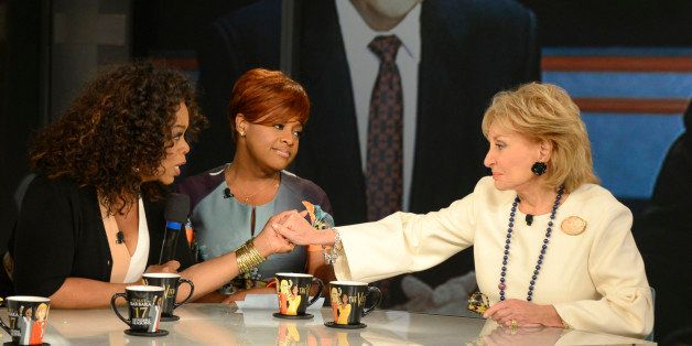 THE VIEW - Broadcasting legend Barbara Walters says goodbye to daily television with her final co-host appearance on THE VIEW