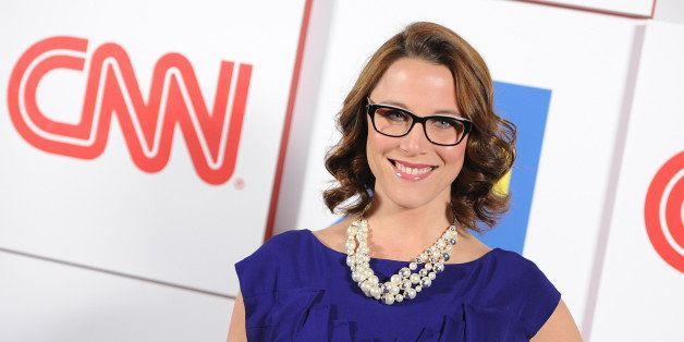 PASADENA, CA - JANUARY 10:  CNN's S.E. Cupp attends the CNN Worldwide All-Star 2014 Winter TCA Party at Langham Hotel on Janu